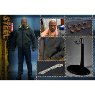 Toyswork TW008 1/6 Scale Black Steel figure