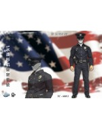 Toyscity 1/6 Scale LA COPS SET #TC68011