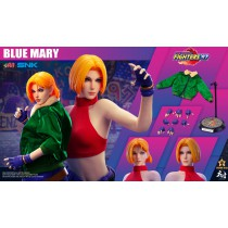 TUNSHI STUDIO - SNK - King of Fighters 97 1/6 Scale Blue Mary