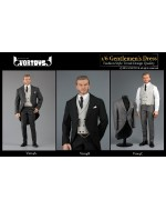 Vortoys V1014 1/6 Scale Gentleman dressing set