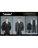 Vortoys V1015 1/6 Scale Strong Body Suit in 3 styles