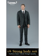 Vortoys V1015 1/6 Scale Strong Body Suit in 2 styles