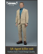 Vortoys V1023B 1/6 Scale Agent Killer Suit Set