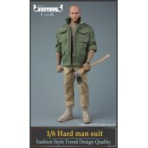 Vortoys V1024B 1/6 Scale Strong man costume set