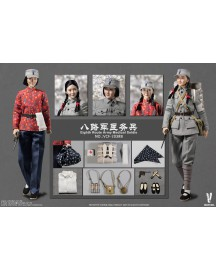 VERYCOOL: 1/6 Eighth Route Army Medical Soldier (Premium Edition)