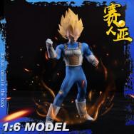 TYS cosplay 1/6 Scale Saiyan warrior Ta Costume set