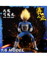 TYS cosplay 1/6 Scale Saiyan warrior Ta Costume set