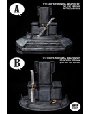 WOO Toys 1/12 Scale King's Thrones + Weapon Set (2 Versions)