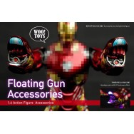 WooToys WO-005 DX 1/6 Scale Floating Gun Accessories Pack