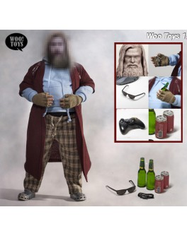 WOO!Toys WO-004 1/6 Scale Fat Vikings Figure