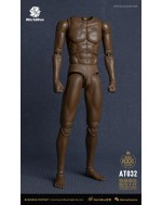 WorldBox AT032 1/6 Scale Black Male Body