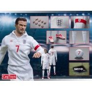 Cagtoys 1/6 Scale Football player figure