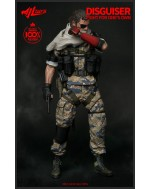 Worldbox X WJL Toys 1/6 Scale The Disguiser