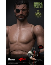 WorldBox AT024 1/6 Scale Body Set W/ Head Sculpt