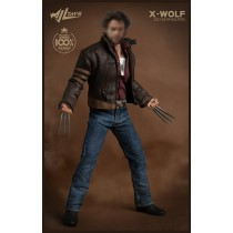 WJLTOYS 1/6 Scale Wolverine Original Costume Set
