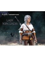 Xensatoni x Scaletta :  1/6 Scale The Lady Sorceress