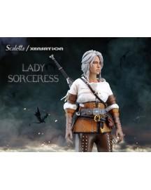 Xensatoni x Scaletta :  1/6 Scale The Lady Sorceress