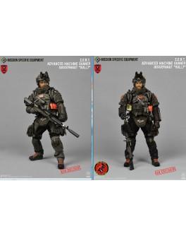 "MSE X Z.E.R.T. Advanced Machine Gunner Juggernaut: ""SULLY"""