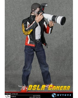 ZY TOYS 1/6 Scale DSLR Camera Set ZY16-20