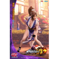 Genesis Emen KOF-MS02 1/6 Scale Mai Shiranui 2P color