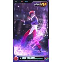 Genesis Emen KOF-IR02 1/6 Scale The King of Fighters XIV Iori Yagami