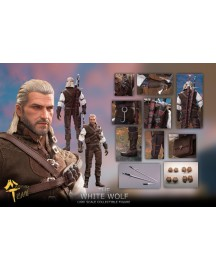 Master Team 1/6 Scale The White Wolf Figure
