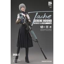 "i8TOYS 1/6 Scale ""TACHE"" Serene Hound Troop Figure"