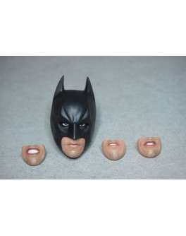 OSK1411335 Custom 1/6 Scale Male Rolling Eye Head Sculpt + 4 mouths