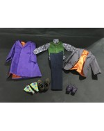 Custom 1/6 Scale Purple Full Suit Set