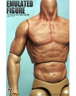 ZC Toys 1/6 Scale 2.0 Muscular Figure Body Similar to Hot Toys TTM19